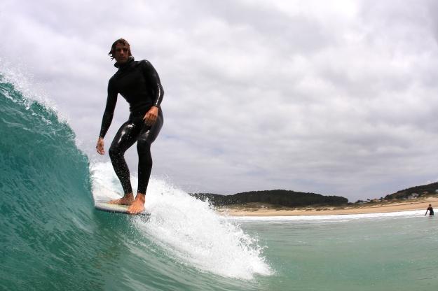 renting surfboard